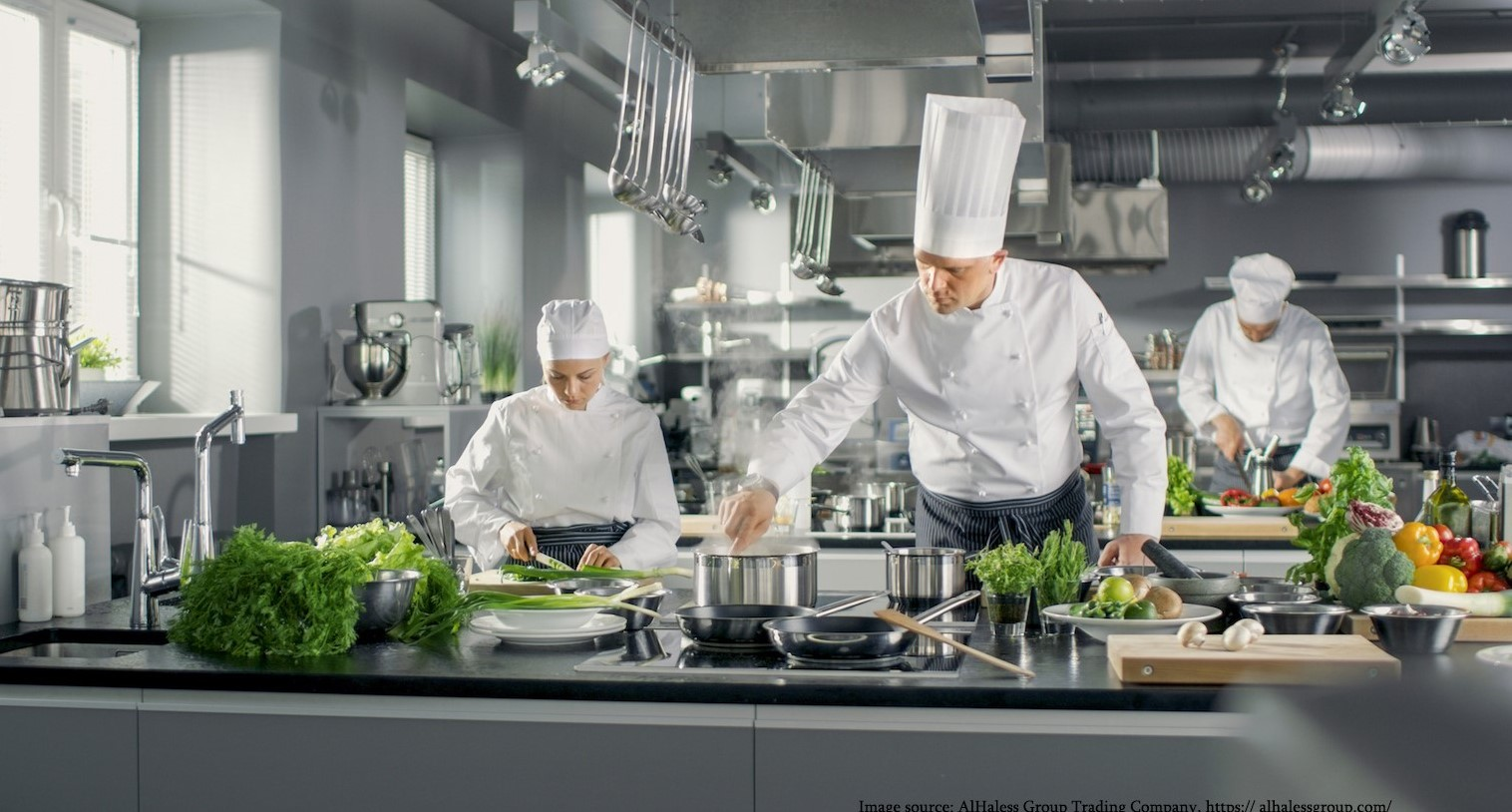How a Management System Improves the Daily Operation of Central Kitchen
